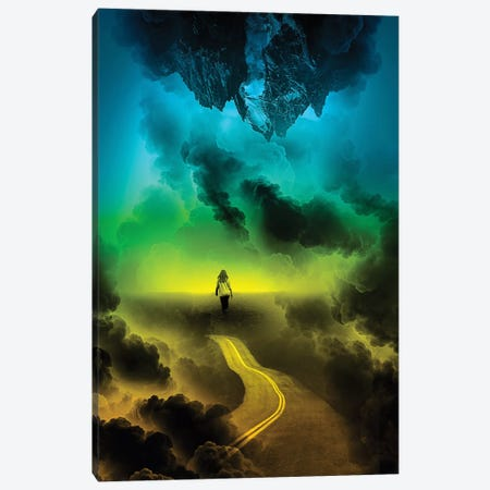 Call Me Home 3-Piece Canvas #STO75} by Stoian Hitrov Canvas Wall Art