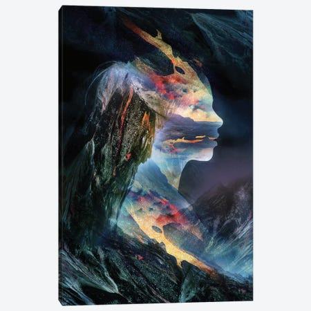 Magic Girl Canvas Print #STO80} by Stoian Hitrov Canvas Art
