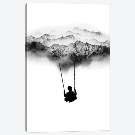 Mountain Swing Canvas Print #STO82} by Stoian Hitrov Canvas Artwork