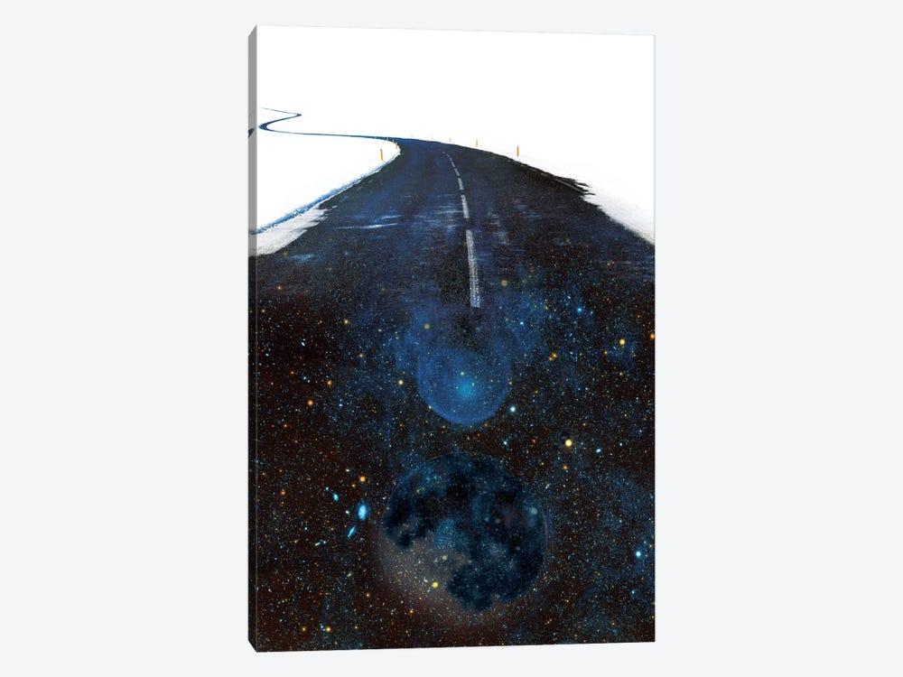 Galaxy Road by Stoian Hitrov 1-piece Canvas Art Print