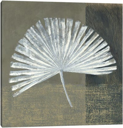 Palmetto Canvas Art Print