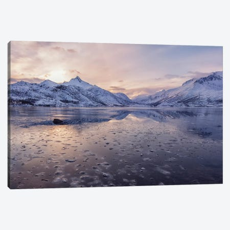 Lofoten, Norway II Canvas Print #STR103} by Andreas Stridsberg Art Print