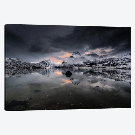 Lofoten, Norway V Canvas Print #STR106} by Andreas Stridsberg Canvas Artwork