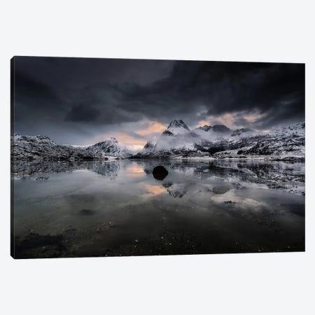 Lofoten, Norway V Canvas Print #STR106} by Andreas Stridsberg Canvas Artwork