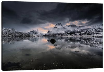 Lofoten, Norway V Canvas Art Print