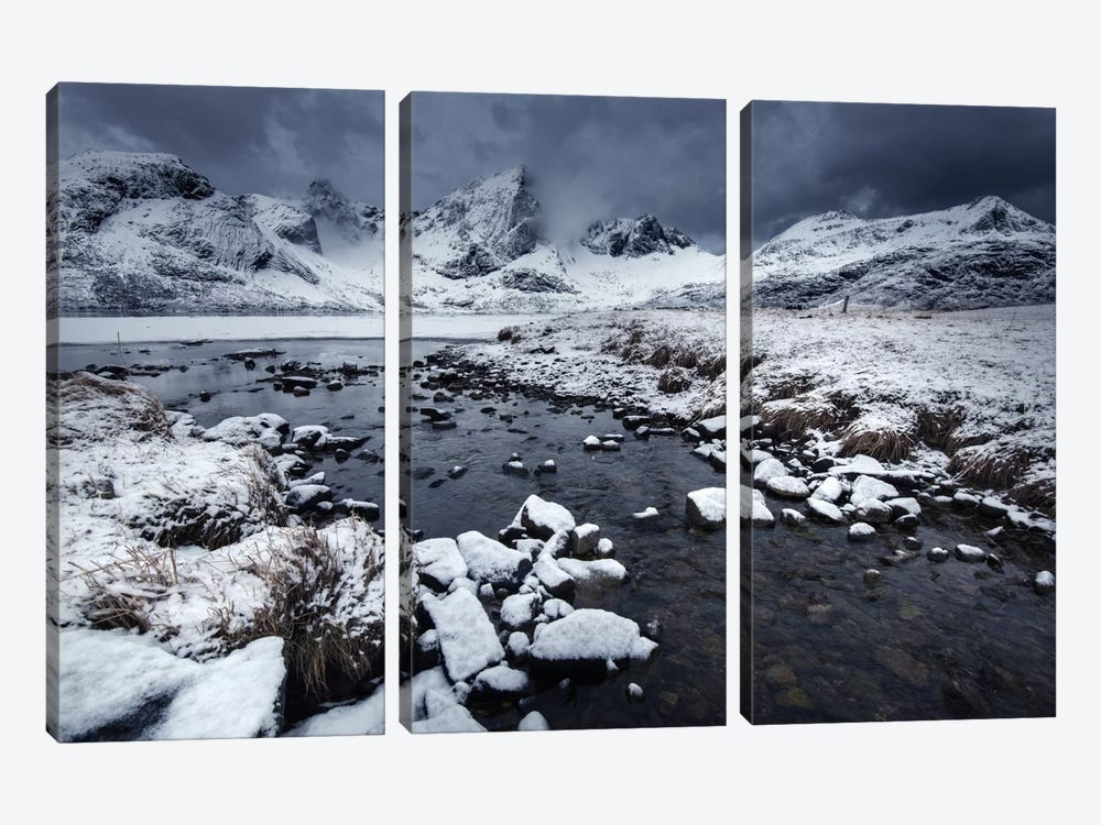 Lofoten, Norway VI 3-piece Art Print