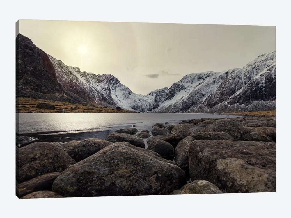 Lofoten, Norway VII by Andreas Stridsberg 1-piece Canvas Artwork