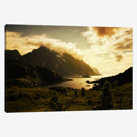 Lofoten, Norway VIII Canvas Print #STR109} by Andreas Stridsberg Art Print