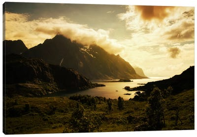Lofoten, Norway VIII Canvas Art Print