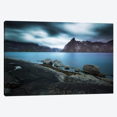 Lofoten, Norway IX Canvas Print #STR110} by Andreas Stridsberg Canvas Art
