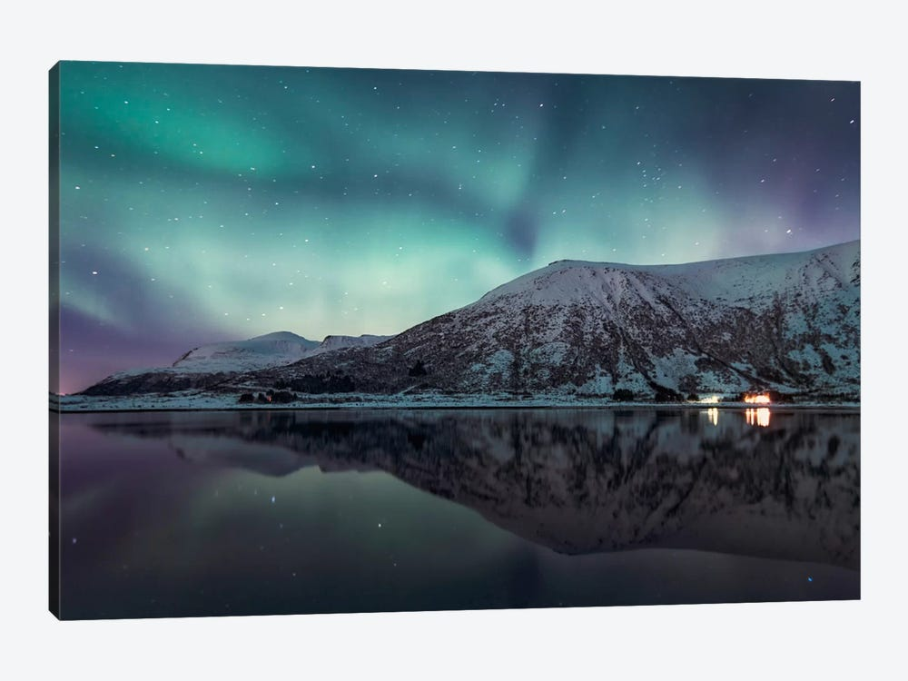 Lofoten, Norway X by Andreas Stridsberg 1-piece Canvas Art