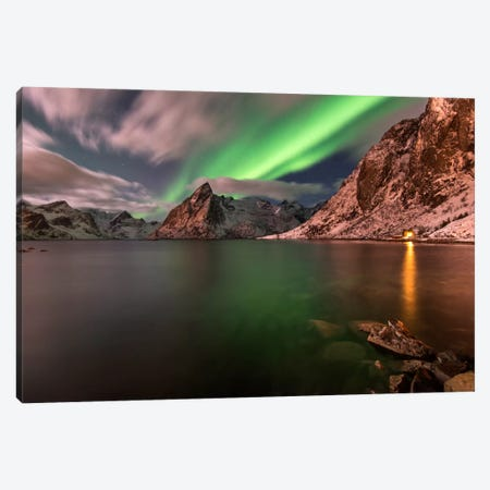Lofoten, Norway XI Canvas Print #STR112} by Andreas Stridsberg Canvas Art