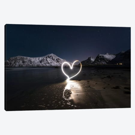 Lofoten, Norway XII Canvas Print #STR113} by Andreas Stridsberg Canvas Artwork