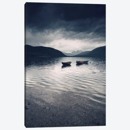 Dark Skies Above Canvas Print #STR11} by Andreas Stridsberg Canvas Art
