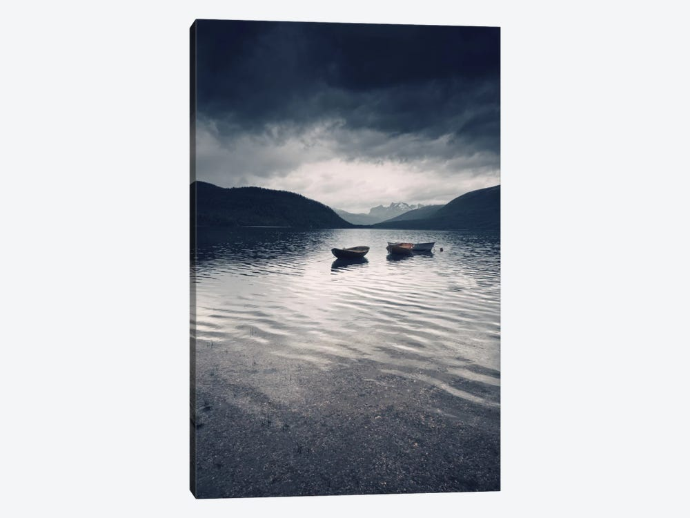 Dark Skies Above by Andreas Stridsberg 1-piece Canvas Art