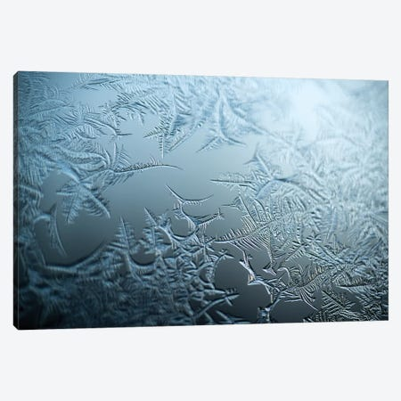 Ice Canvas Print #STR121} by Andreas Stridsberg Canvas Print