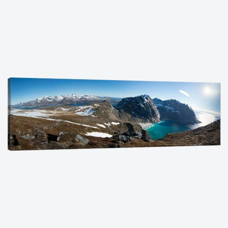 Kvalvika Canvas Print #STR124} by Andreas Stridsberg Canvas Art