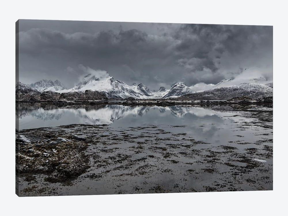 Lofoten Gray I by Andreas Stridsberg 1-piece Canvas Art