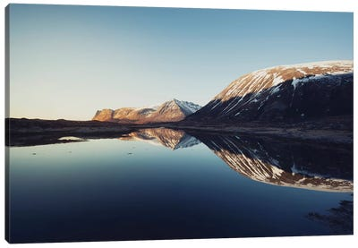 Lofoten Reflection IV Canvas Art Print
