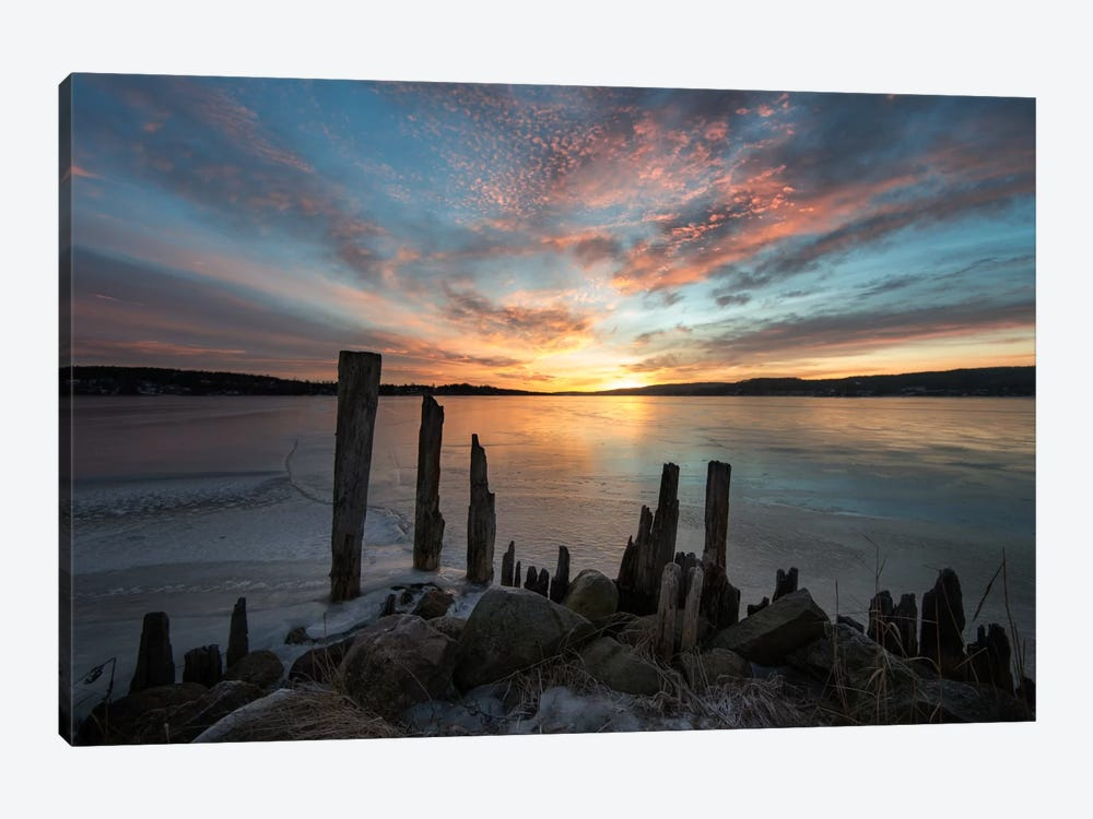 Daybreak by Andreas Stridsberg 1-piece Canvas Artwork