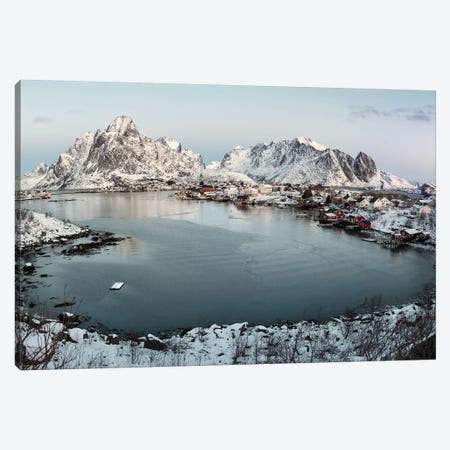 Reine Canvas Print #STR151} by Andreas Stridsberg Canvas Artwork