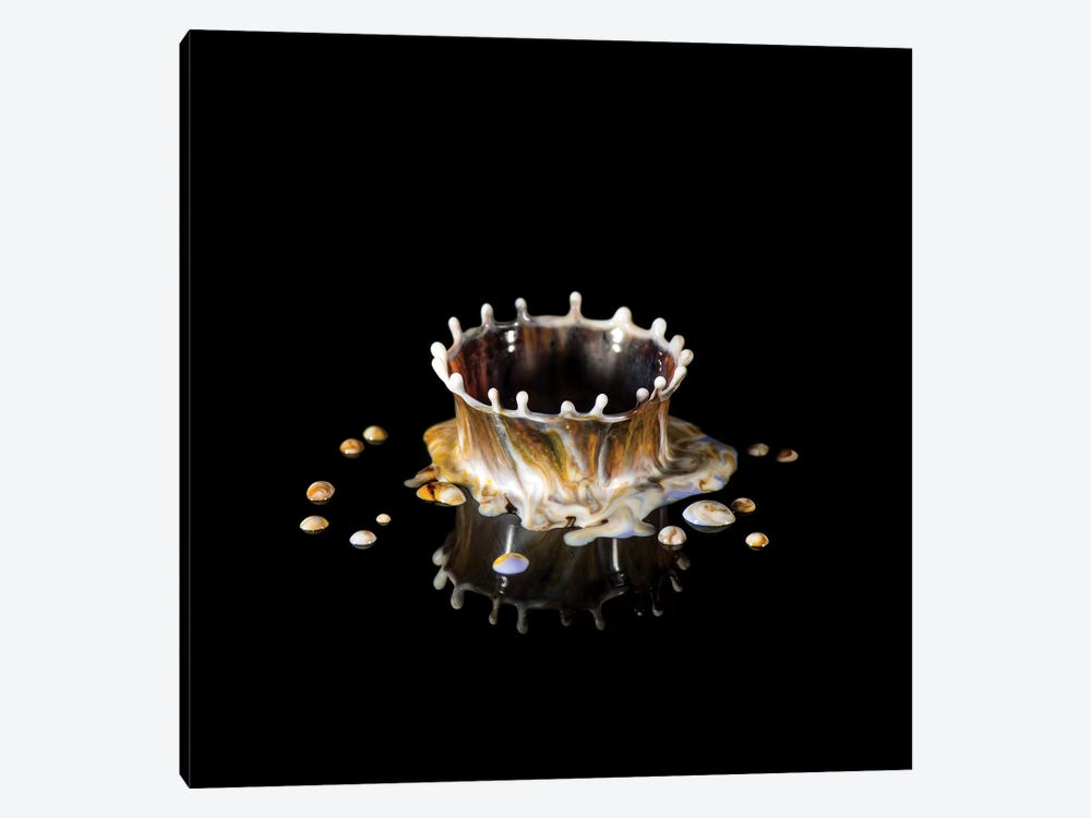 Coffee Crown by Andreas Stridsberg 1-piece Canvas Print