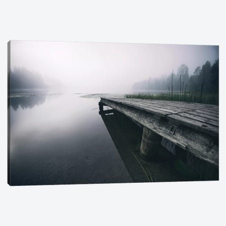 Emptiness Canvas Print #STR175} by Andreas Stridsberg Art Print