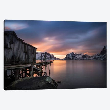 Sakrisoya Canvas Print #STR195} by Andreas Stridsberg Canvas Print