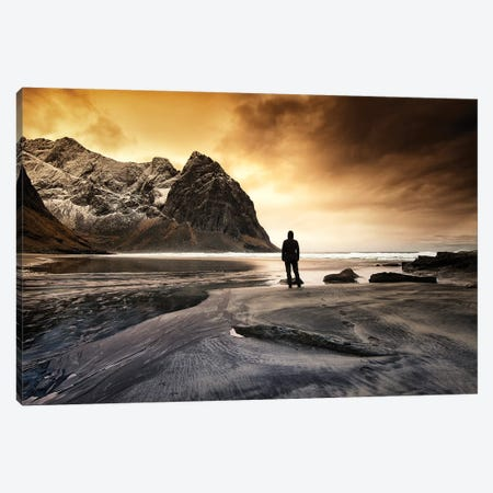 The End Canvas Print #STR199} by Andreas Stridsberg Canvas Artwork
