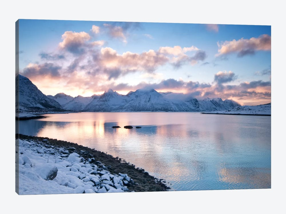 A New Day Dawns by Andreas Stridsberg 1-piece Canvas Art