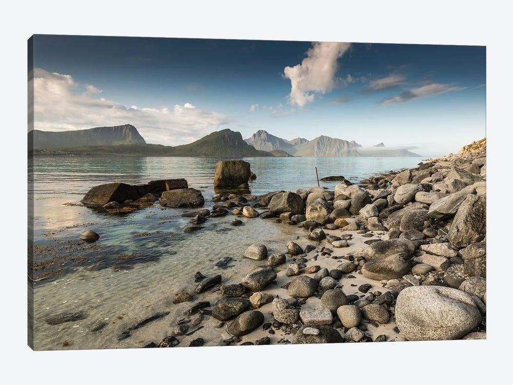 Haukland Shore by Andreas Stridsberg 1-piece Art Print