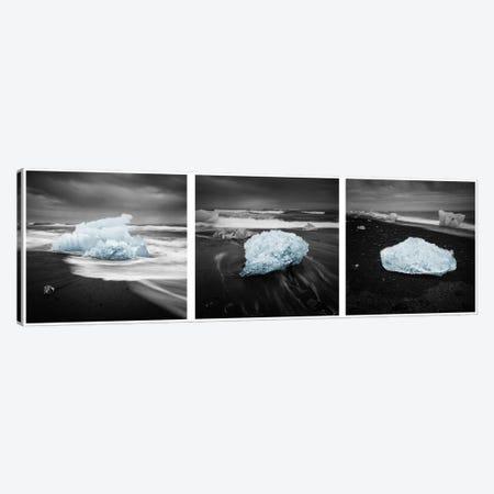 Icelandic Ice Canvas Print #STR27} by Andreas Stridsberg Canvas Artwork