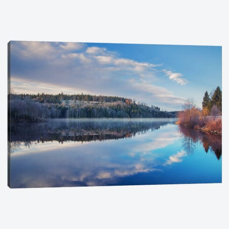 Late Fall Canvas Print #STR30} by Andreas Stridsberg Canvas Wall Art