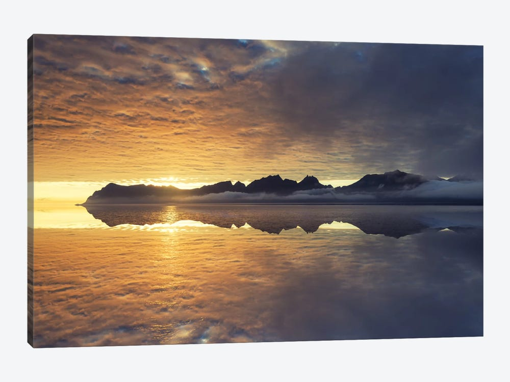 Lofoten Islands by Andreas Stridsberg 1-piece Canvas Artwork