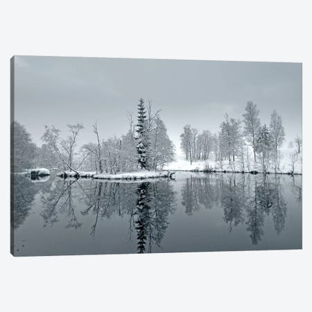 Melancholy Canvas Print #STR34} by Andreas Stridsberg Canvas Print