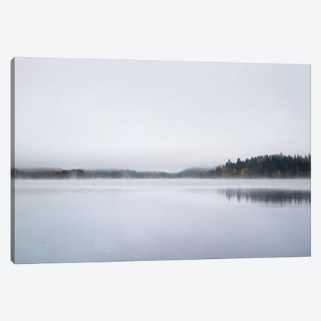 October Morning Canvas Print #STR42} by Andreas Stridsberg Canvas Print