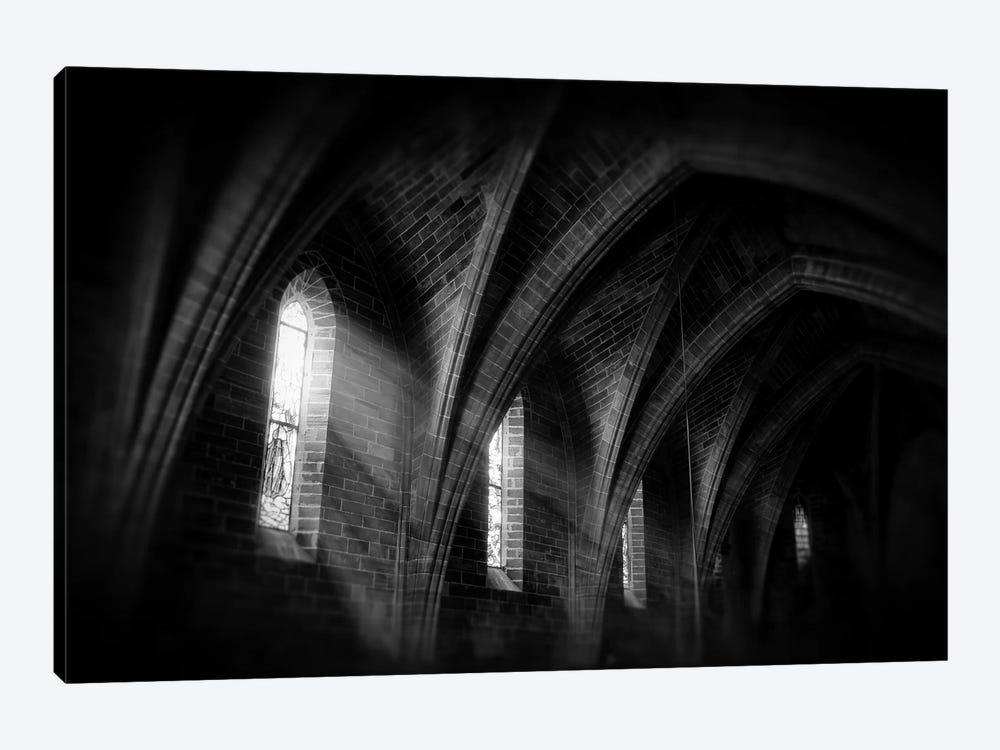 Beams Of Light by Andreas Stridsberg 1-piece Canvas Art Print