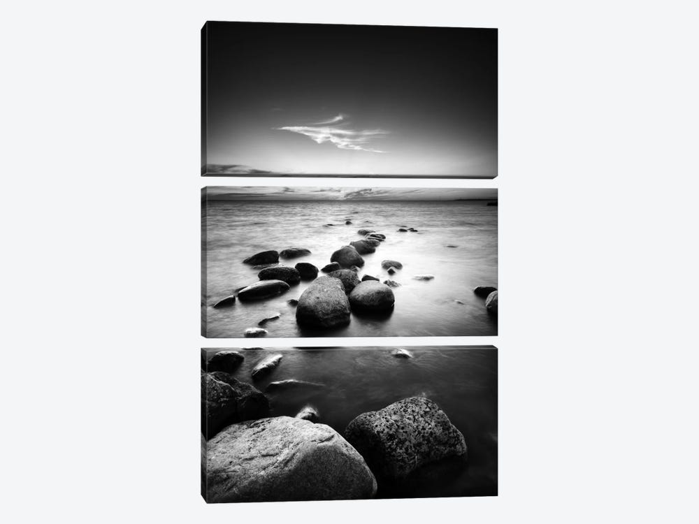 Shore Enough by Andreas Stridsberg 3-piece Canvas Artwork