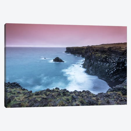 Shoreline Canvas Print #STR52} by Andreas Stridsberg Canvas Wall Art