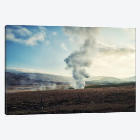 Somewhere In Iceland Canvas Print #STR58} by Andreas Stridsberg Canvas Artwork