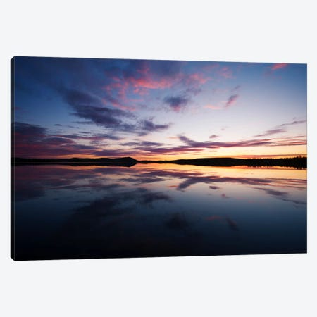 Tranquility Canvas Print #STR63} by Andreas Stridsberg Art Print
