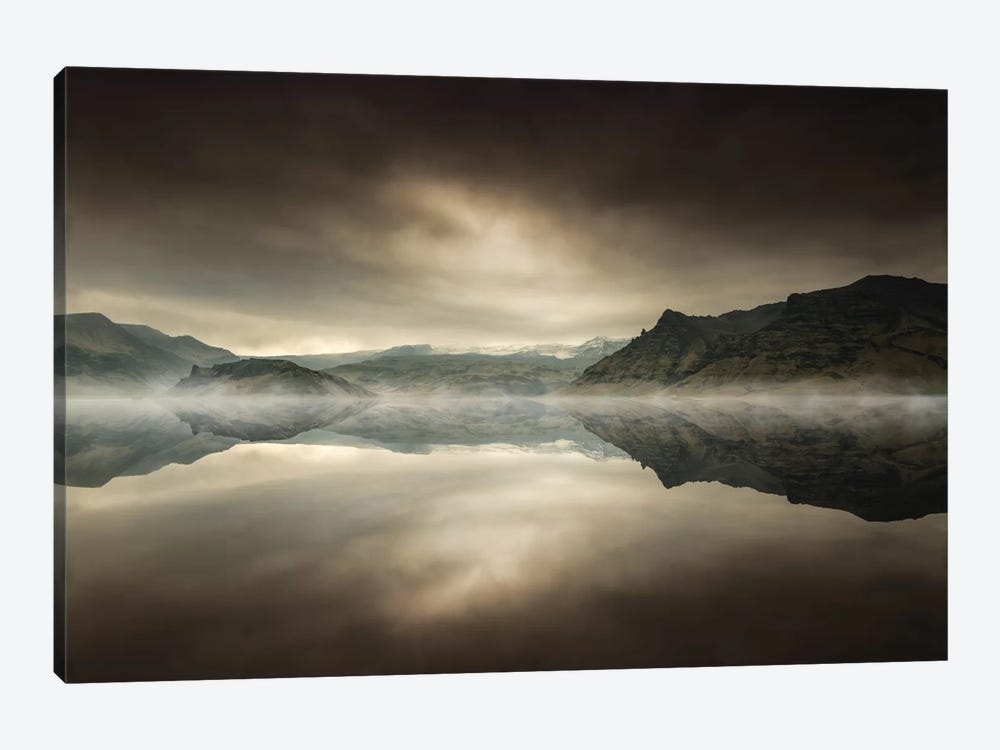 Wasteland by Andreas Stridsberg 1-piece Canvas Art