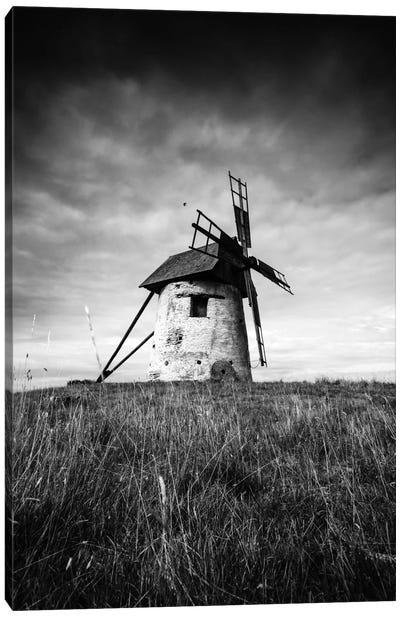 Windmill Canvas Print #STR69