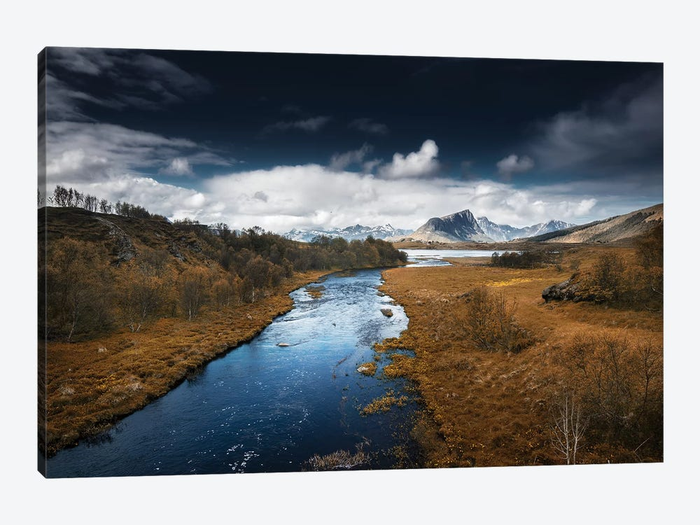 Lofoten River by Andreas Stridsberg 1-piece Art Print