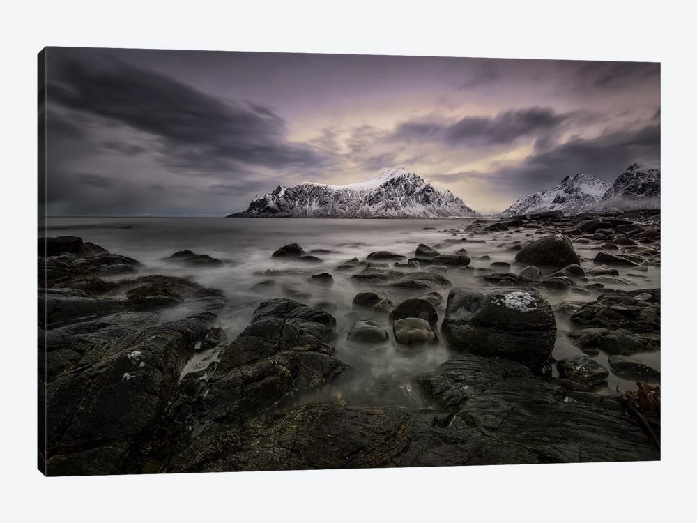 Lofoten Shore by Andreas Stridsberg 1-piece Art Print