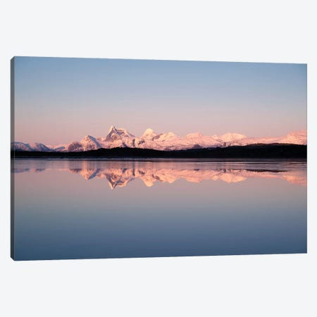 Norwegian Coast Canvas Print #STR88} by Andreas Stridsberg Canvas Print