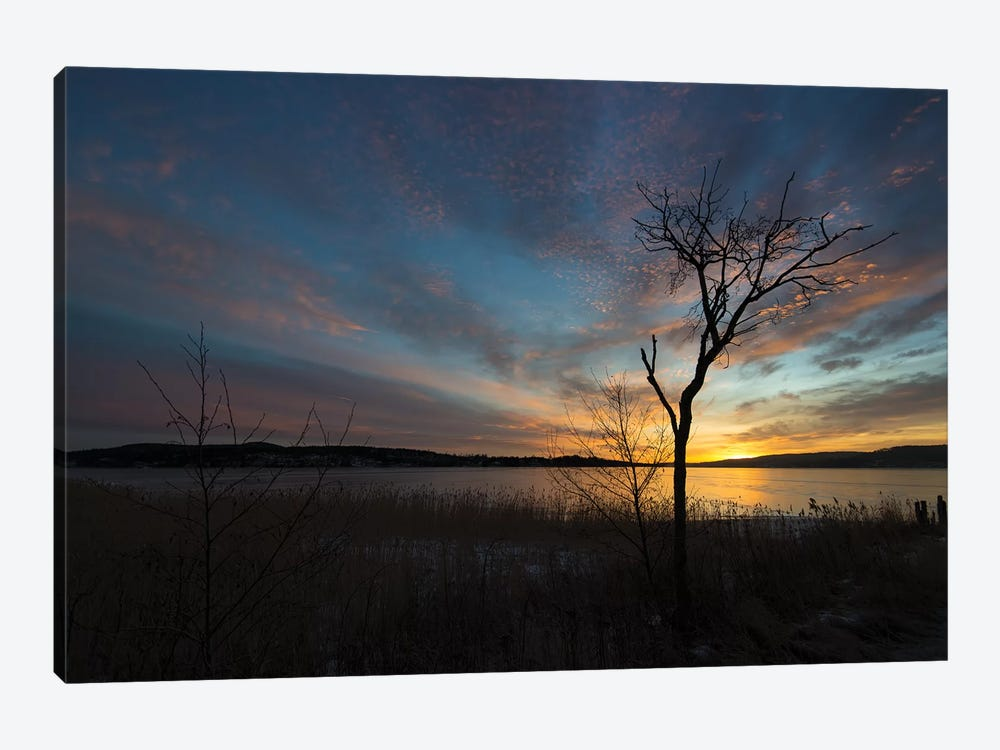 Sunset by Andreas Stridsberg 1-piece Canvas Print