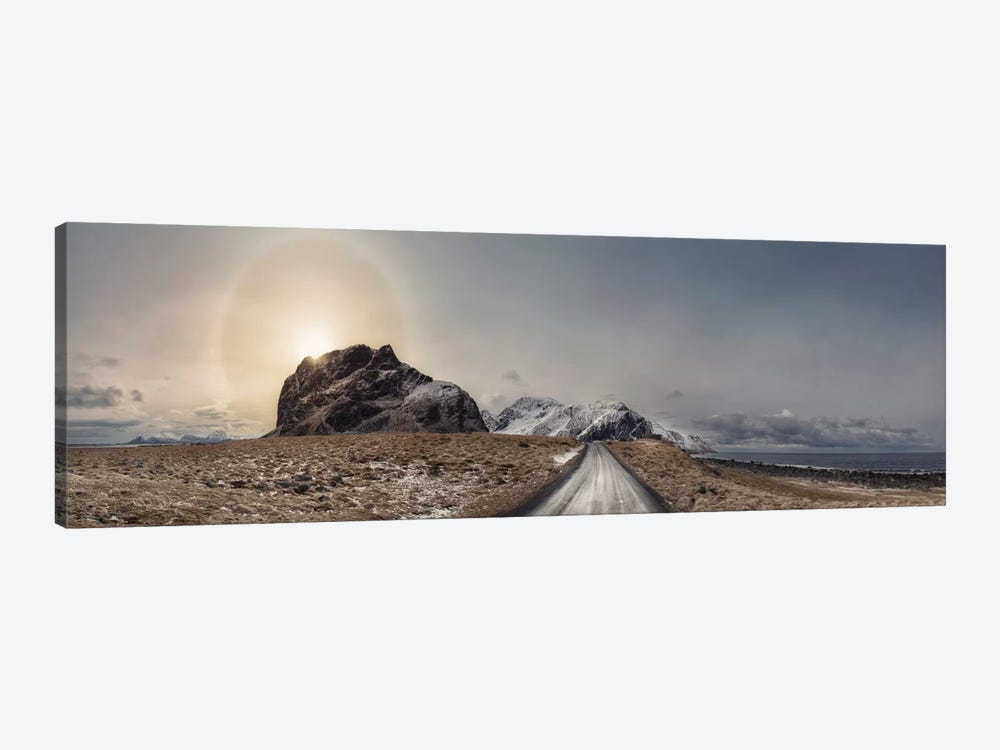 Eggum, Norway Panorama by Andreas Stridsberg 1-piece Canvas Art