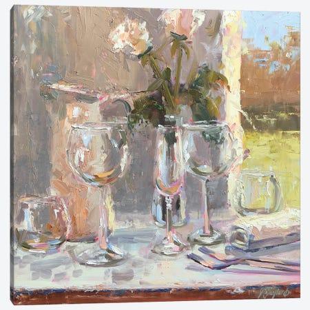 Glass Menagerie Canvas Print #STT31} by Jennifer Stottle Taylor Canvas Artwork