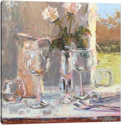 Glass Menagerie Canvas Art Print